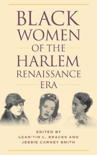 Books : Black Women of the Harlem Renaissance Era