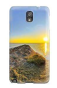 New Tpu Hard Case Premium Galaxy Note 3 Skin Case Cover(panoramic)