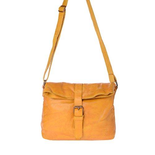 Dudu - Sac porté épaule - 580-1079 Timeless - Mini Bag - Jaune - Femme