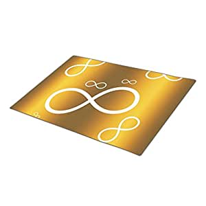 RealYou Student Infinity Rubber Backed Mats