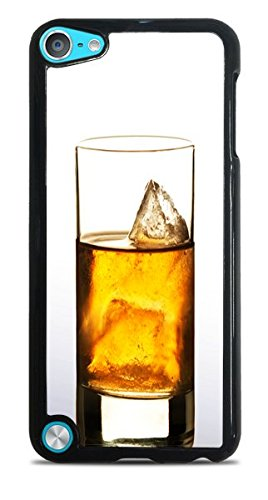 (Whiskey on the Rocks Black Hardshell Case for iPod Touch 5G)