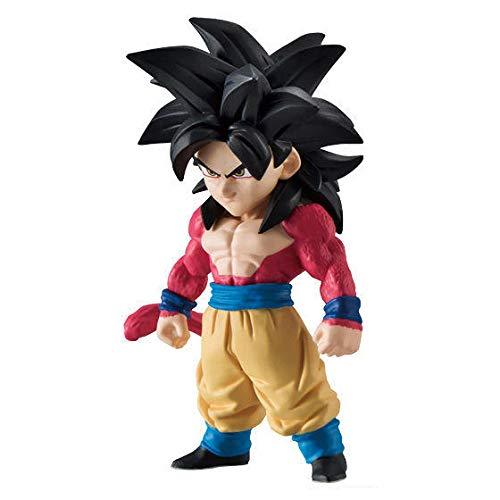 (Dragon Ball Adverge Super Saiyan 4 Goku Character Candy Toy Mini Figure Collection Vol.7 DB)