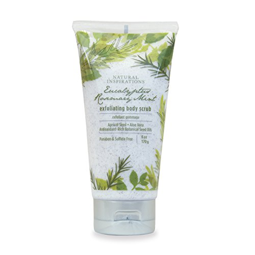 Mint Exfoliating Body Scrub ()
