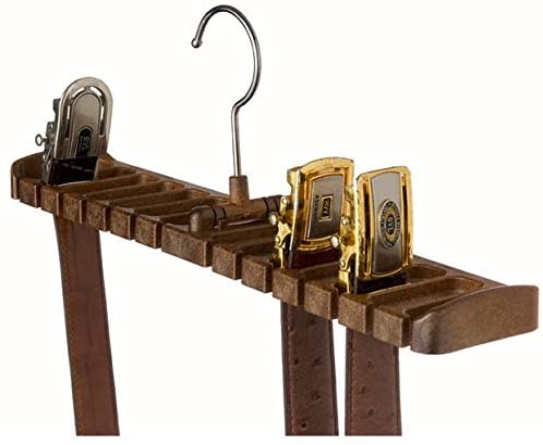 Amazon Com Tenby Living Belt Rack Organizer Hanger Holder