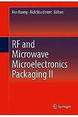 RF and Microwave Microelectronics Packaging II Hardcover