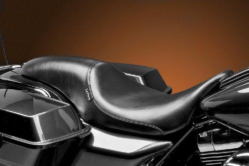 08-14 HARLEY FLHX2: Le Pera Silhouette Seat (Standard) (Black)