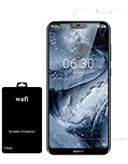nokia 6.1 plus Screen Protector Tempered Glass - wafi