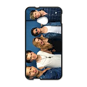 The Vamps HTC One M7 Cell Phone Case Black Y9698851