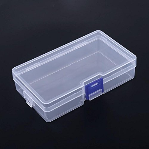 hitsan caja de herramientas electrónico recipiente de plástico caja para herramientas funda tornillo costura PP Cajas...