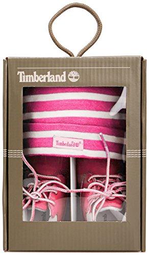 1ba0374589f42 chaussure timberland rose bebe fille