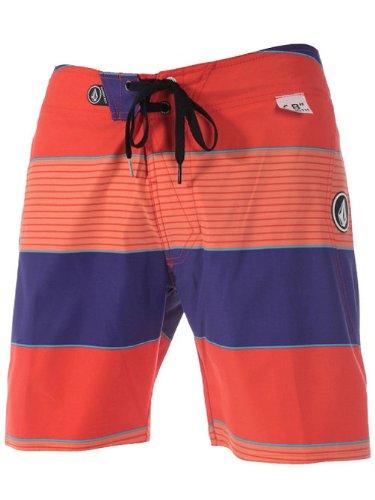 """Herren Boardshorts Volcom V2S Maguro Stripe 18"""" Boardshorts"""