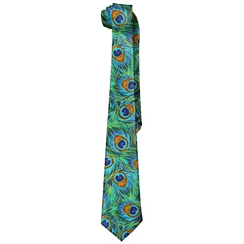 (JOMYY Crow Rican Gentleman Tiny Tie Mens Polyester Silk Wide Ties National Bow Tie Day)