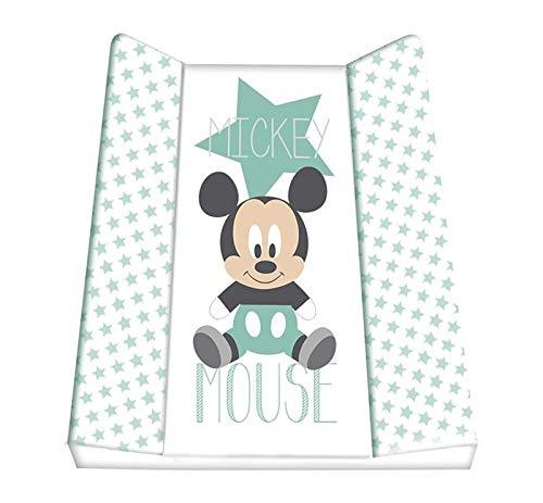 Piano Fasciatoio morbido mickey mouse con sponde