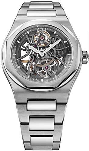 Girard-Perregaux-Laureato-Skeleton-Automatic-Mens-Watch