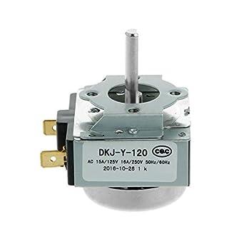 Amazon.com: DKJ-Y - Temporizador de retardo para horno a ...
