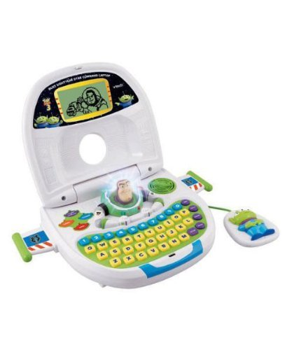 Amazon Com Vtech Toy Story 3 Buzz Lightyear Spaceship Laptop