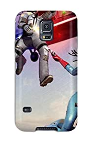 Premium Galaxy S5 Case - Protective Skin - High Quality For Pursuit Force