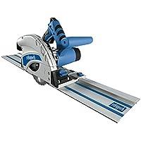 Scheppach Scie plongeante plPL451,01kW 230V 50Hz Plus Rails 2x 700mm, 5901803905 - Bleu