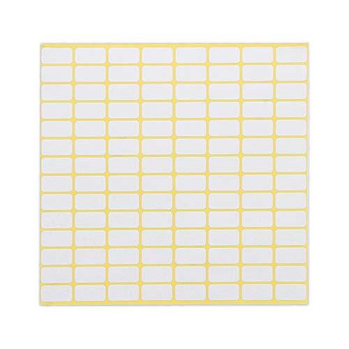 OFCCN 15 Sheets New Classification Diamond Paint Storage Blank Tags Label Sticker Sticky Distinguish