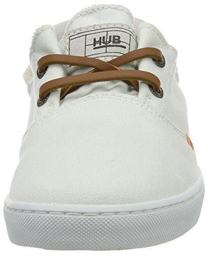 Hub Damen Kyoto-w C06 Sneaker Weiß (White)