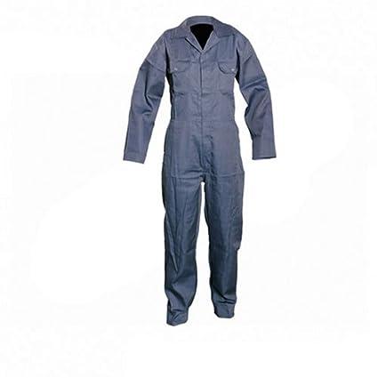 Silverline 763602 colore: Navy Tuta da lavoro circonferenza del petto M 124 cm