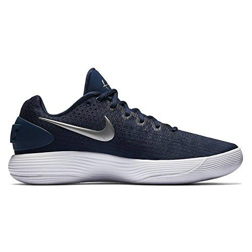 Nike Hyperdunk 2017 Laag Tb Mannen 897807-400 Colombia Blauw