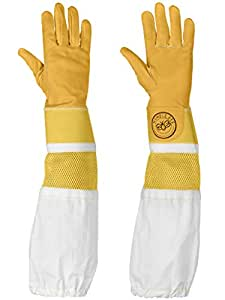 Humble Bee 115 Beekeeping Gloves with Reinforced & Vented Cuffs