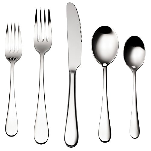 Bruntmor, ALBA Silverware Royal 45 Piece