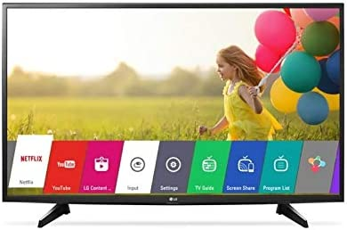 LG 49 Inch Smart LED Full HD TV With Built-In Receiver