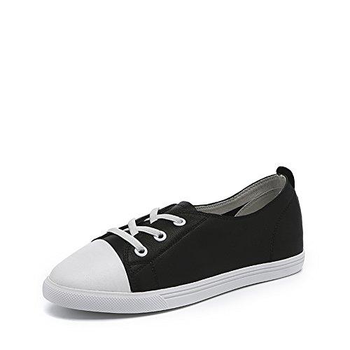 Calzado plano A deportivo blanco zapato casual Bajo q5wtFF