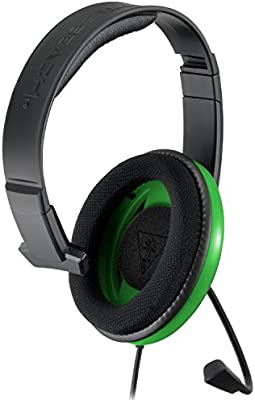 Turtle Beach Recon 30X Chat Headset - Xbox One, Xbox One S, PS4, and