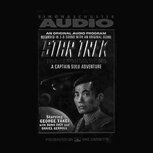 Star Trek: Transformations Audiobook