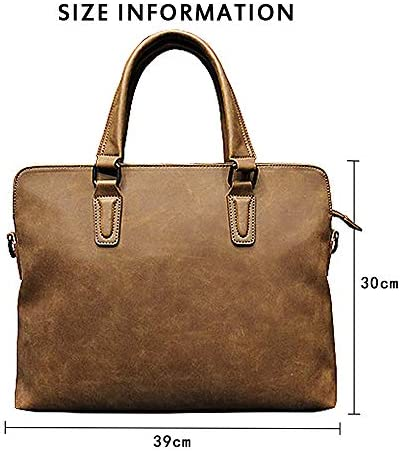 ビジネスバッグ 2WAY 高級PU革 ビジネストートバッグ トートバッグ 大容量 自立 カバン メンズ