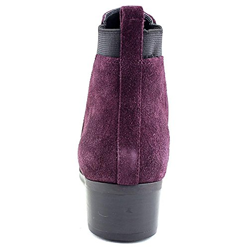 Womens Pointed Ankle Suede Chelsea Fisher Toe Boots Marc Purple Ignite 7Aqw5nI
