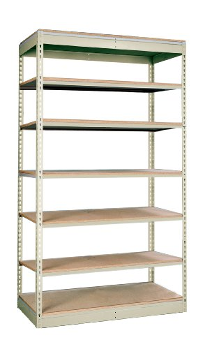 Single Rivet Shelving Units - 7