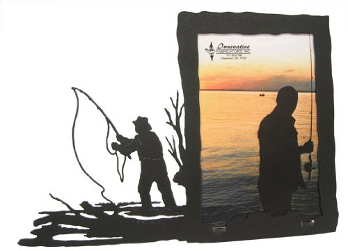 Fly Fishing Picture Frame - 6