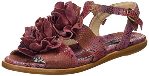 con Floral Mujer Aurora Floral T Sandalias S943 para a Rose Neosens Rosa Tira Fantasy Rose OqYMP4