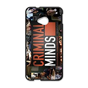 Criminal Minds New Style High Quality Comstom Protective case cover For HTC M7