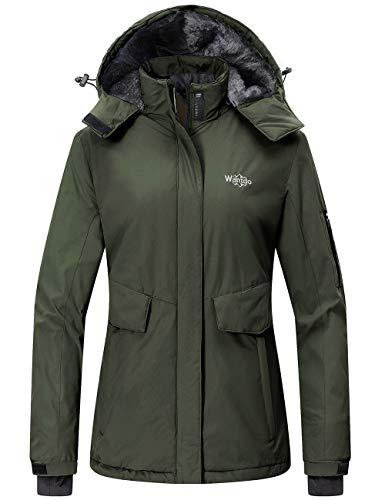 Wantdo Women's Winter Coat