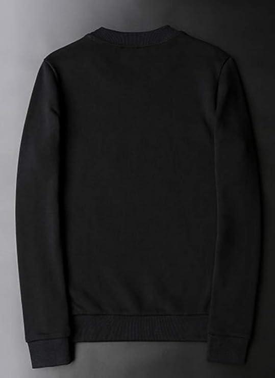 WFL Otoño E Invierno Marca de Marea para Hombre Suéter Bordado  Personalizado Cuello Redondo Suéter Casual Camisa de Manga Larga para Hombre   Amazon.es  ... 5554d41a9f909