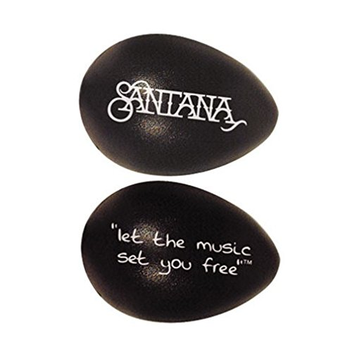 Latin Percussion LPR003-BL Rhythmix Santana Egg Shakers Pair - Blueberry ()