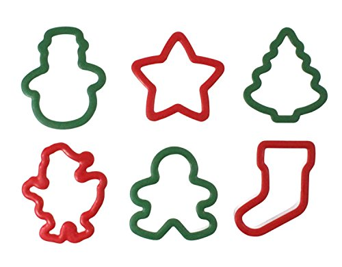 WILTON Grippy Cookie Cutter Set