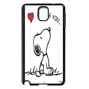 JamesBagg Phone case Cute Snoopy series pattern case cover For Samsung Galaxy NOTE3 Case Cover C-SNOOPY0770