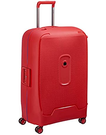 766b82b92 Save on Delsey Paris Moncey Suitcase, 76 cm, 112 L, Red Stars and