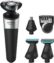 Cecotec Afeitadora Multifunción 5 en 1 Bamba PrecisionCare Twistgroom con batería de litio, cuchillas de acero inox, indicador led y waterproof.