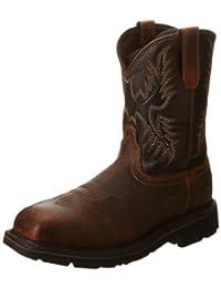 Ariat Men's Sierra Wide Square Toe Steel Toe Puncture Resistant Work Boot