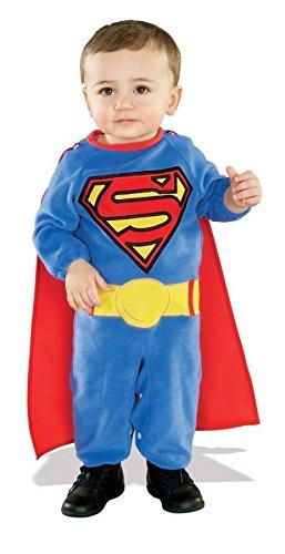 Superman Baby Infant Costume - Newborn