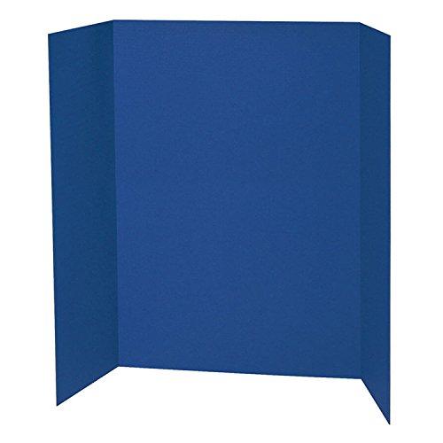 Spotlight Presentation Board - Spotlight 1 Ply Trifold Display Board, 48