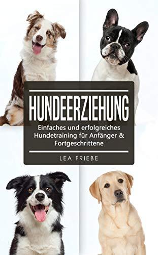 Hundeerziehung: Einfaches und erfolgreiches Hundetraining für Anfänger und Fortgeschrittene - Der Schritt für Schritt Ratgeber für eine glückliche Partnerschaft mit Ihrem Vierbeiner (German Edition) por Lea Friebe