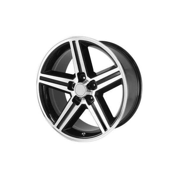 OE-Performance-PR148-16×8-5×475-0mm-BlackMachined-Wheel-Rim